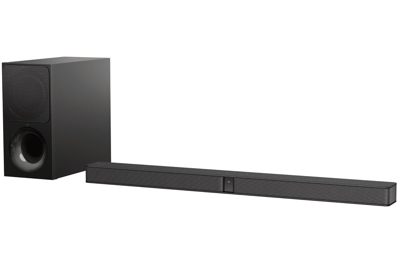 barre de son sony htct290 noir 4299574 darty. Black Bedroom Furniture Sets. Home Design Ideas