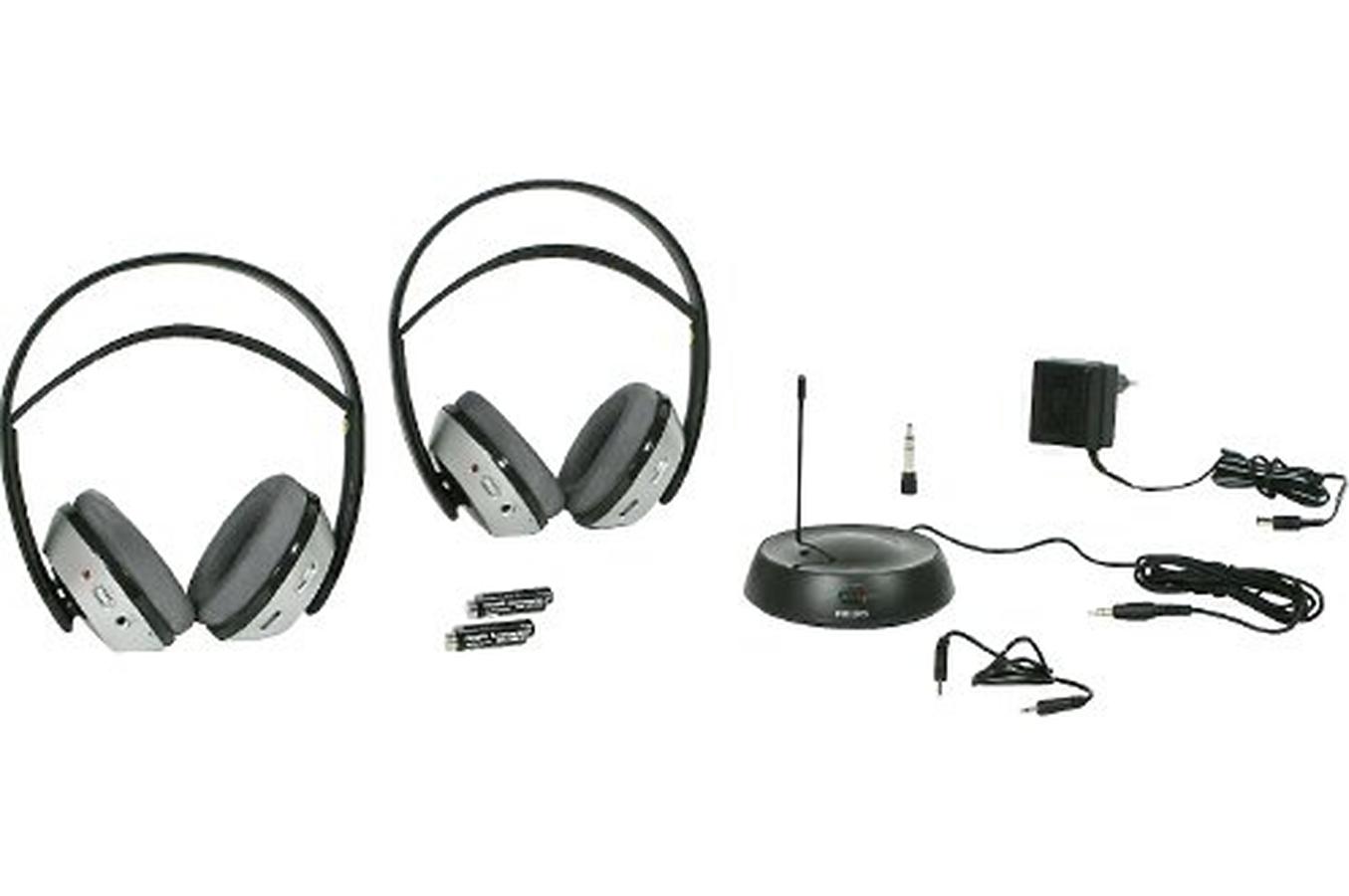casque tv sans fil philips hc 8441 hc8441 1076167 darty. Black Bedroom Furniture Sets. Home Design Ideas