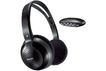Casque TV sans fil SHC1300/10 Philips
