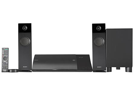 Sony BDV-NF620 Home Theatre System Descargar Controlador