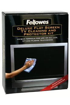 Nettoyage vidéo KIT TV DE LUXE Fellowes