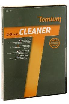 Nettoyage vidéo CLEAN DVD Temium