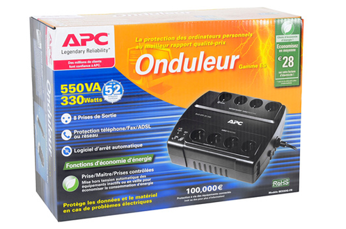 Apc ONDULEUR BE550G-FR