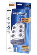 Belkin SurgeMaster Parafoudre 6 Prises + Tel