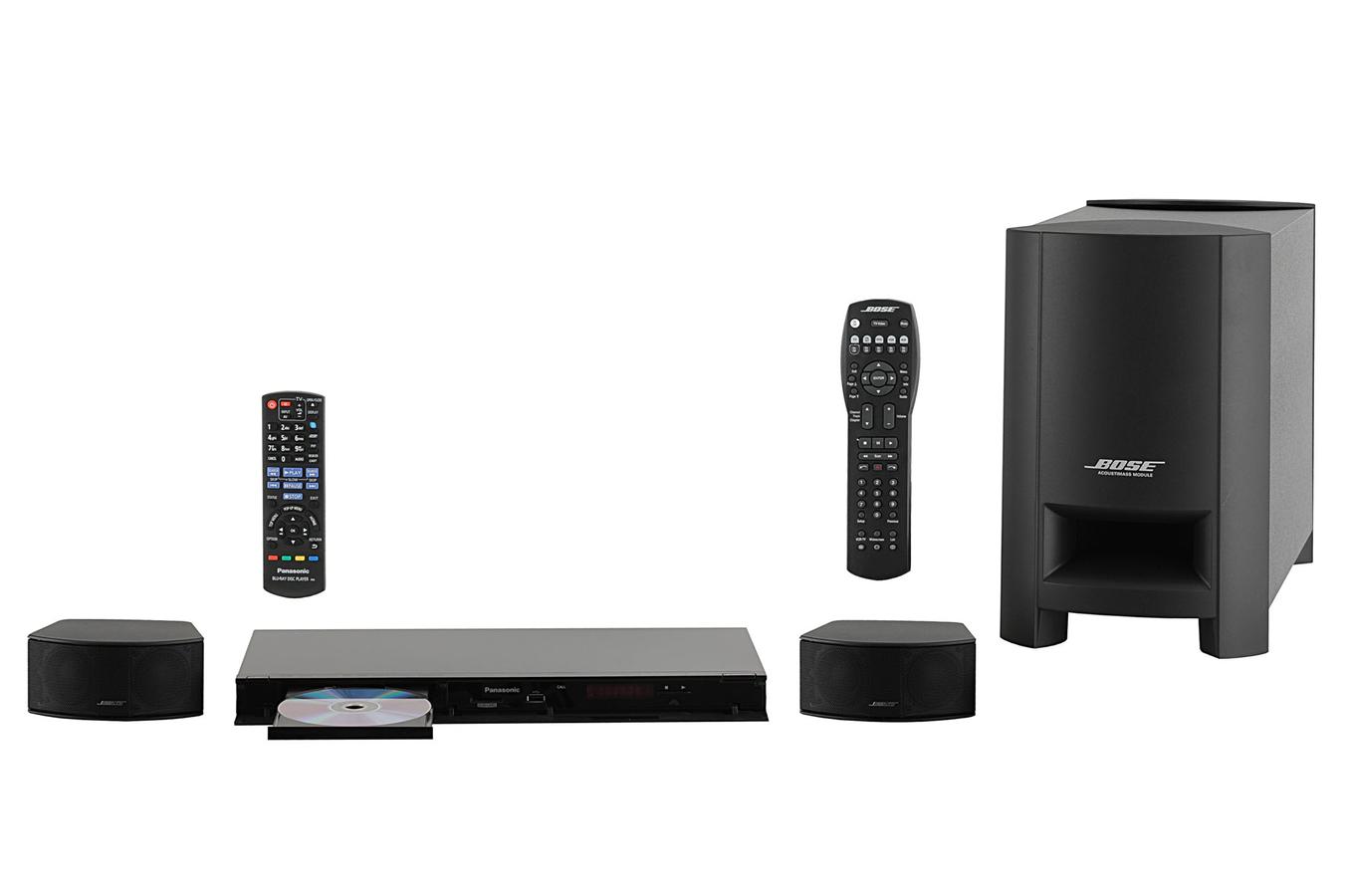 enceinte pour tv bose cinemate blu ray 3522571 darty. Black Bedroom Furniture Sets. Home Design Ideas
