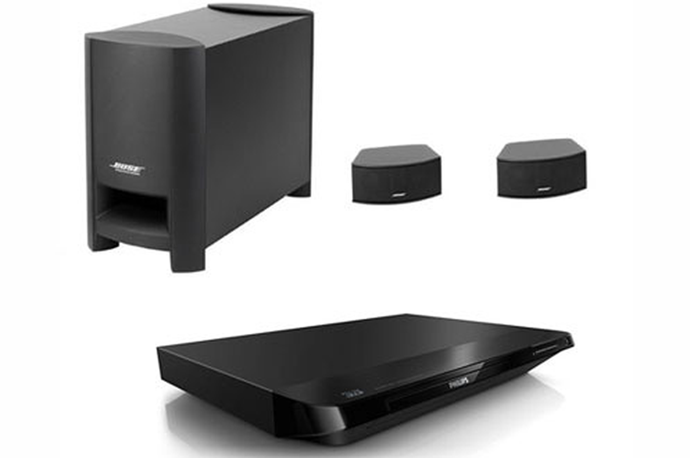 enceinte pour tv bose cinemate gs bdp2180 3796922 darty. Black Bedroom Furniture Sets. Home Design Ideas
