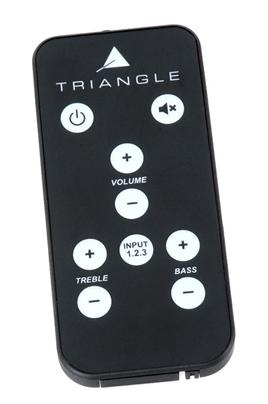 Triangle COLOR123 BLACK