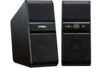 Enceinte pour TV NX50 BLACK (X2) Yamaha