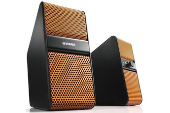 Enceinte pour TV NX50 ORANGE (X2) Yamaha