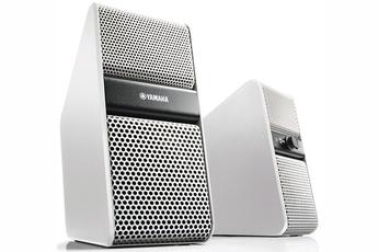 Enceinte pour TV NX50 WHITE (X2) Yamaha