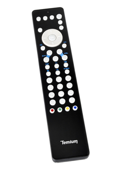 Télécommande Temium UNIVERSELLE 3 EN 1