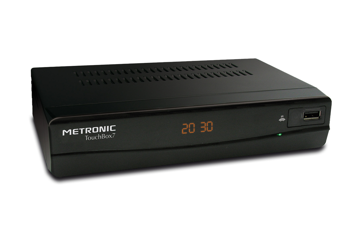 decodeur satellite metronic touchbox7 pvr 441333 3775577 darty. Black Bedroom Furniture Sets. Home Design Ideas