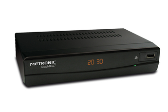 Decodeur satellite TOUCHBOX7 PVR 441333 Metronic