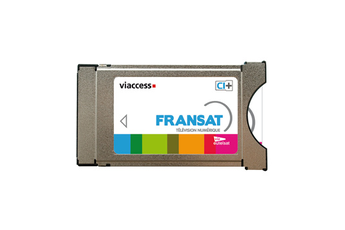 Decodeur satellite MODULE CI+ FRANSAT Neotion