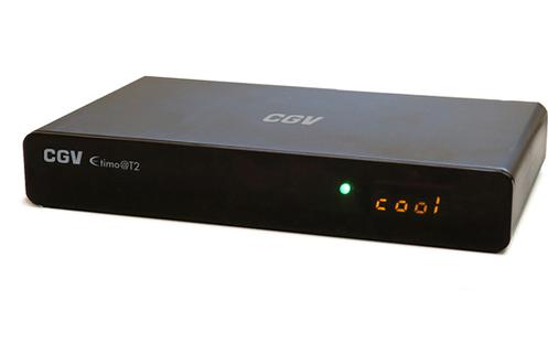 Regardez MyCanal, Netflix ou votre Box FAI (Orange, SFR, etc...) sur votre TV secondaire Décodeur TNT HD DVB-T2 HEVC 265 Compatible 4K/ UHD Android 6.0