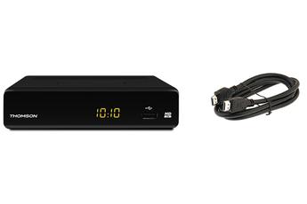 Récepteur TNT THT504+ + CABLE HDMI 1,2 M Thomson