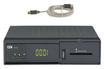 Récepteur TNT par satellite E-SAT HD-W3 FRANSAT + CABLE HDMI 1.4 Cgv