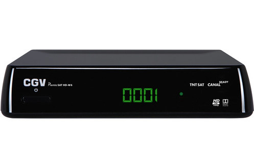 PREMIO SAT HD-W6