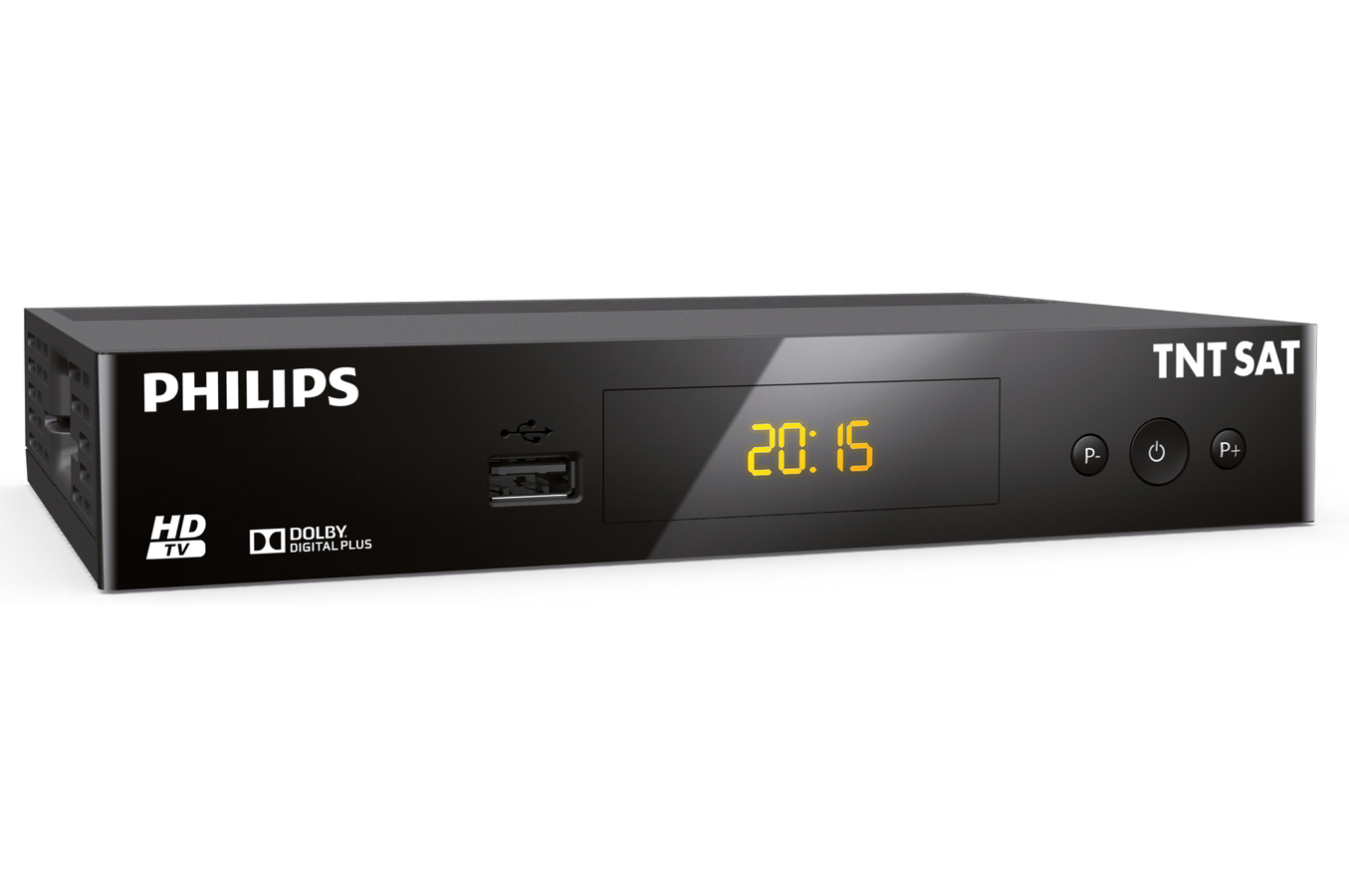 R cepteur tnt par satellite philips dsr 3231 tntsat - Tnt par satellite sans decodeur ...