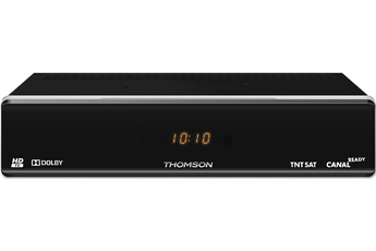 Récepteur TNT par satellite Thomson THS804 TNTSAT