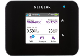 Clé WiFi / dongle WiFi HOTSPOT MOBILE AC810 Netgear