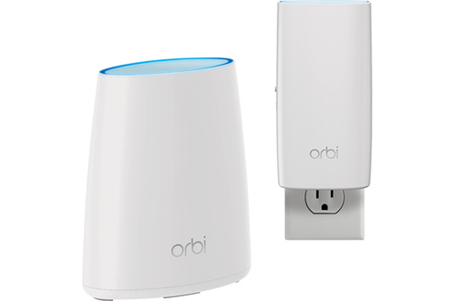 netgear orbi un r seau wi fi fiable et rapide la maison darty vous. Black Bedroom Furniture Sets. Home Design Ideas