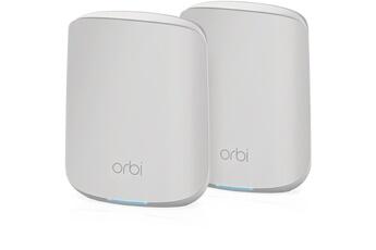 Netgear Orbi WiFi 6 AX1800 routeur + satellite (RBK352)