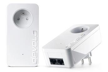 Réseau par courant porteur CPL 550 DUO + STARTER KIT Devolo