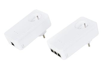 Réseau par courant porteur CPL dLAN 650 triple+ Starter Kit Devolo