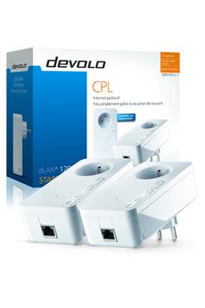 Réseau par courant porteur dLAN 1200+ STARTER KIT CPL Devolo