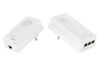 Réseau par courant porteur DLAN 500 AV Wireless+ Starter kit Devolo