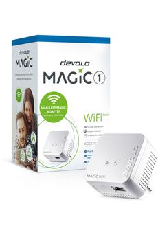 Réseau par courant porteur Devolo Magic 1 WIFI Mini -...