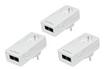 Netgear Pack de 3 adaptateurs CPL 500 Mbps avec prises filtrées et 2 ports Ethernet photo 1