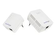 Netgear Pack 2 adaptateurs CPL 500 avec WiFi XWNB5201