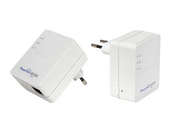 Réseau par courant porteur Pack de 2 adaptateurs Powerline AV500 NANO Netgear