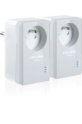 Réseau par courant porteur TL-PA4015PKIT Adaptateur CPL AV500 avec prise intégrée Tp-link