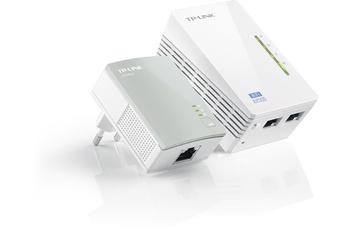 Réseau par courant porteur CPL AV500 Wi-Fi N 300 TL-WPA4220KIT Tp-link