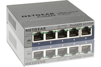 Switch SWITCH GS105E-200PES Netgear