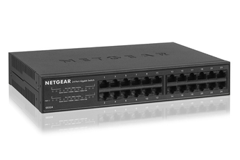 Switch GS324-100EUS Netgear