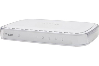 Switch GS605-400PES Netgear