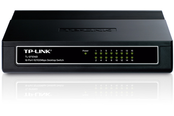 Switch TPL_TLSF1016D Tp-link