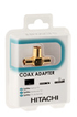 Accessoire antenne CABLE T COAX 2XM/F Hitachi