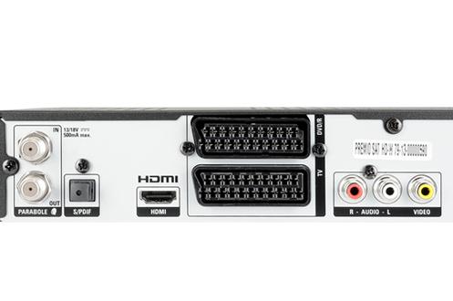 Cgv PREMIO SAT HD-W