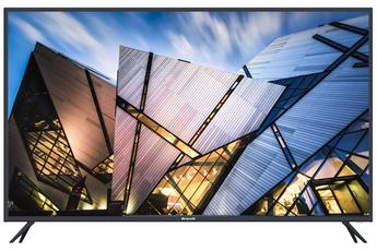 """Ecran 50"""" (126 cm) UHD - 3840 x 2160 pixels 3 HDMI, 2 USB avec fonction PVR, Port CI + Résolution Ultra HD"""