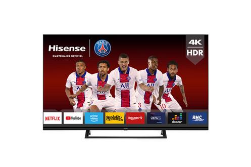 50'' 4K HDR  SMART TV  DTS VIRTAL:XTM  PIED CENTRAL  ÉCRAN SANS BORD  BLUET