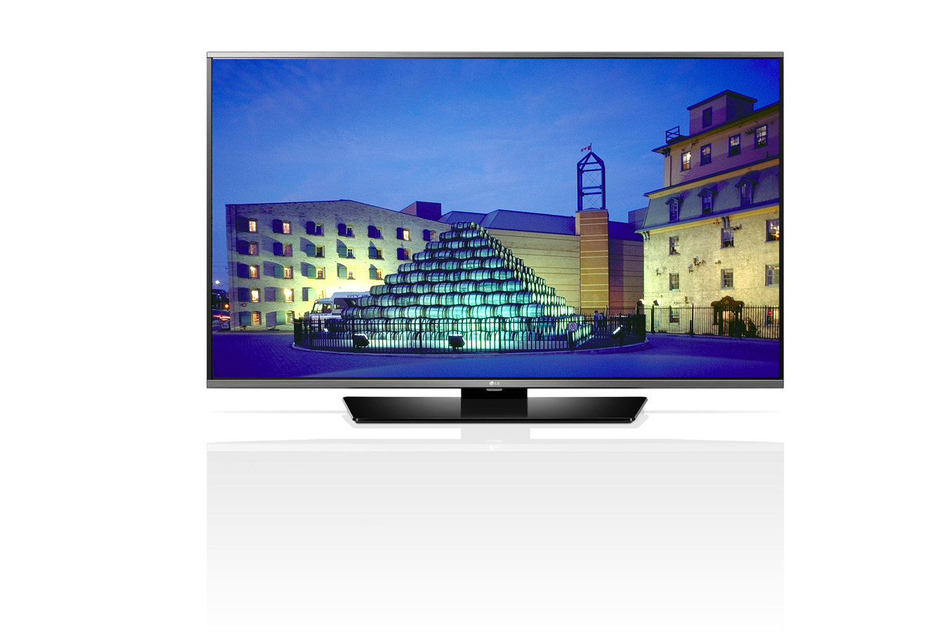 Tv led lg 40lf630v smart 4102673 darty - Televiseur en soldes ...