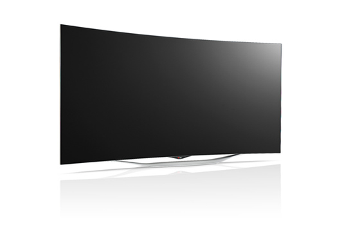 tv led lg 55ec930v oled 4048091. Black Bedroom Furniture Sets. Home Design Ideas