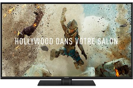 Tv Led Panasonic Tx 43fx550e Darty