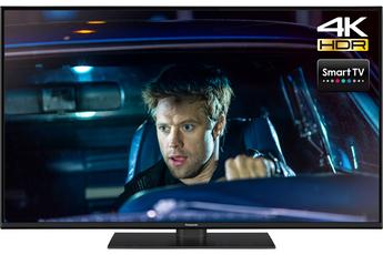 """Ecran de 109 cm (43"""") - 100% 4K UHD Rétro éclairage LED Direct 3 HDMI, 2 USB, 1 entrée PC VGA et 1 Port CI+ SMART TV+, Wifi intégré, 4K HDR"""