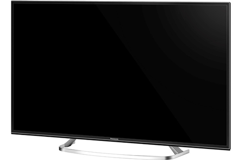 "Ecran de 139 cm (55"") - 100% 4K UHD - Design pied double position Technologie 50 Hz (BMR 1500 Hz) - Rétro éclairage LED Direct Smart TV, Navigateur Firefox, Wifi intégré, Processeur Quad Core Pro, DLNA 3 HDMI, 2 USB avec fonction PVR, Port CI+"